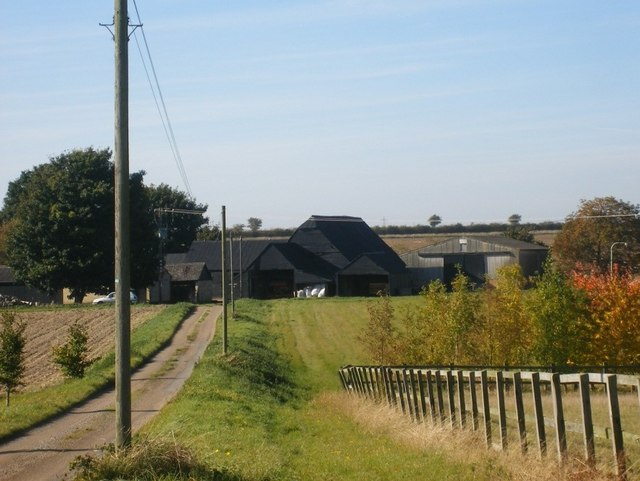 Barns at Warbraham Mains Farm