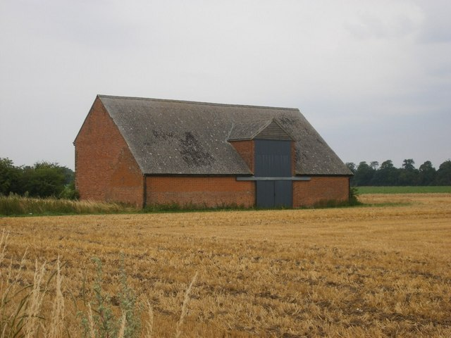 Great Portland Farm barn