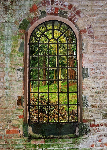 Stained Grass Window?