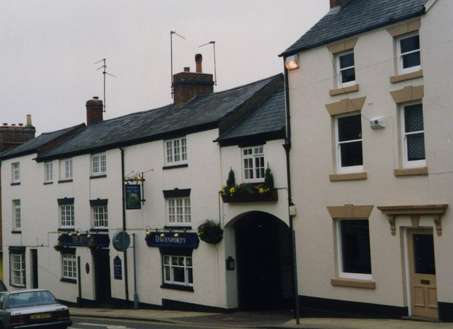 The Dun Cow public house
