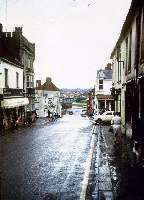 Sheaf Street