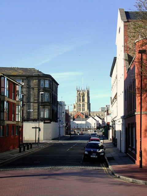Queen Street, Hull