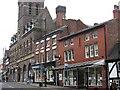 SJ8662 : Congleton - High Street by Dave Bevis