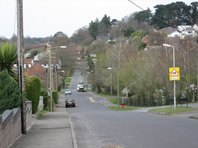 Hillside Road, Corfe Mullen