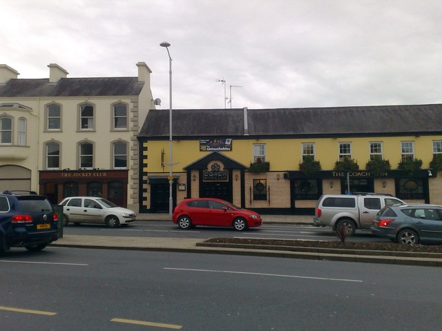 Coach Inn Banbridge Restaurant Menu