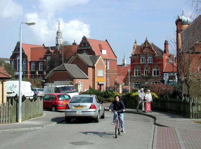 Park Lane, Hull