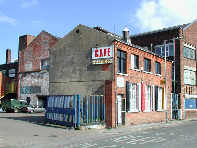 The Bankside Cafe