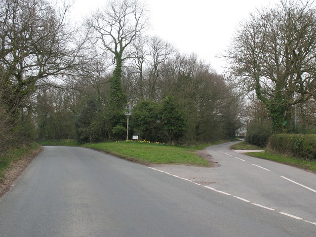 Triangle junction, Hammerwich