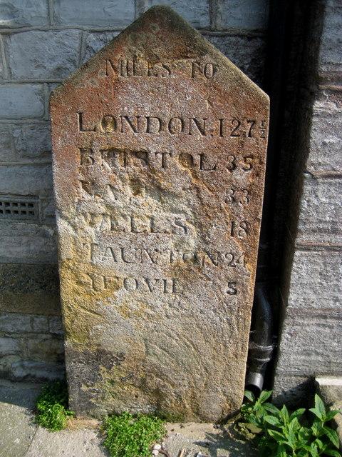 Milestone - Ilchester