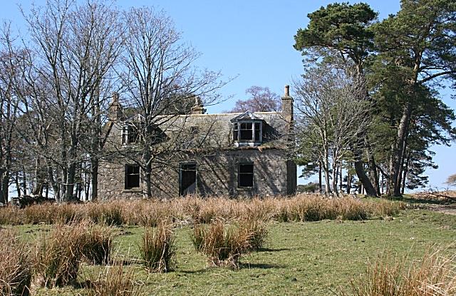 House at Greens of Glenbeg