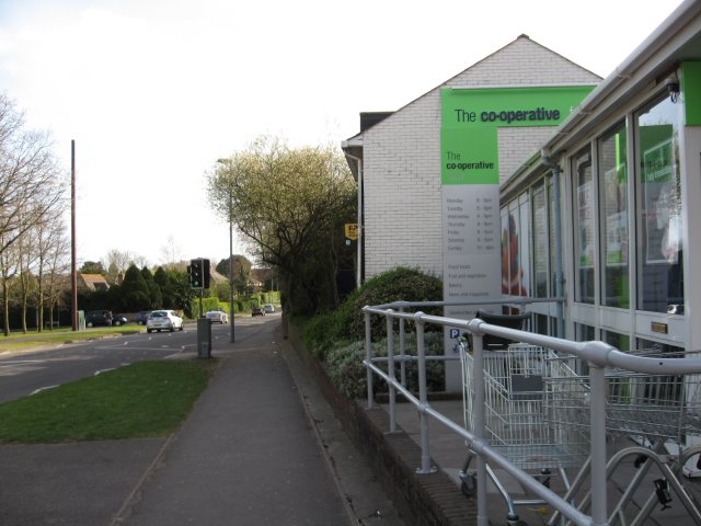 Co-op, Wareham Road, Corfe Mullen
