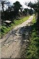 SW6845 : Portreath Tramroad by John Gibson
