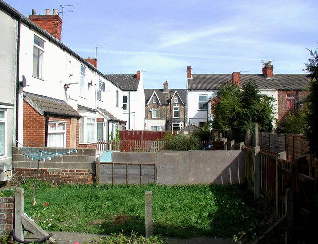 Victoria Avenue, Hull