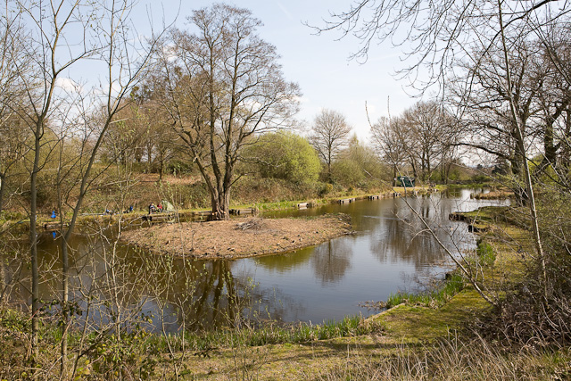 Eastleigh district angling club peter facey for Private fishing ponds near me