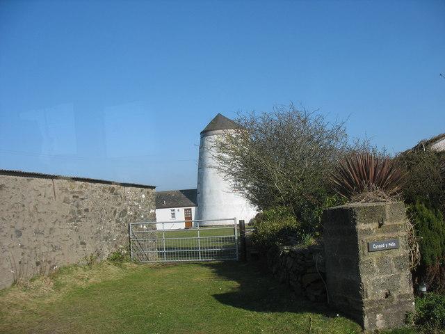 Melin Mechell Mill