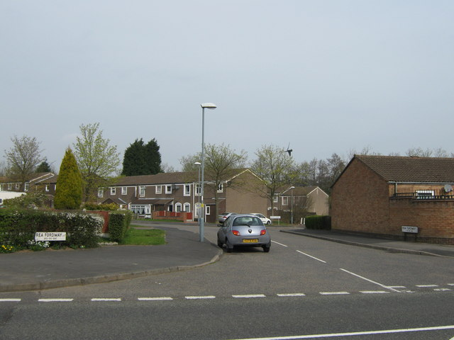 Rea Fordway, Rubery.