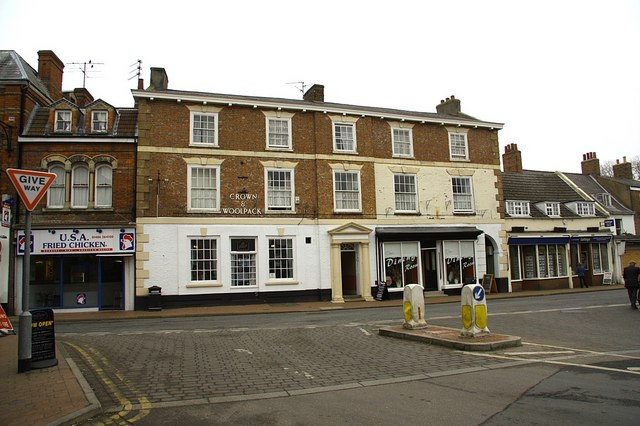 Crown &amp; Woolpack