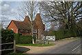 TQ5646 : Ramhurst Oast, Powdermill Lane, Leigh, Kent by Oast House Archive
