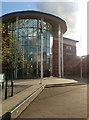 SK5739 : Nottingham Magistrates Court : Week 14