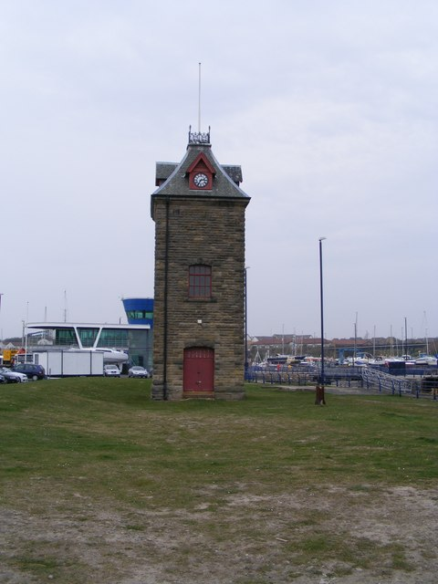 Accumulator Tower, Albert Edward Dock