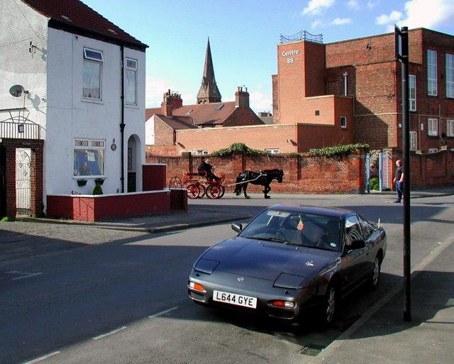 Saner Street, Hull