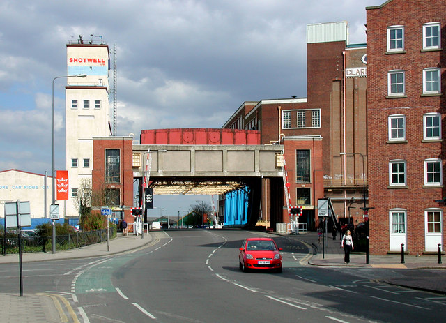Alfred Gelder Street, Hull