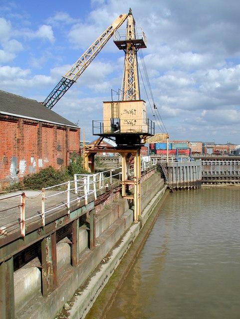 Queen's Dock, Hull