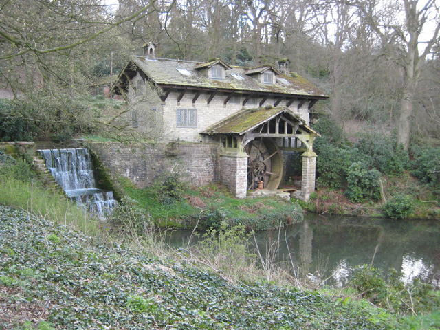 Osmaston Saw Mill