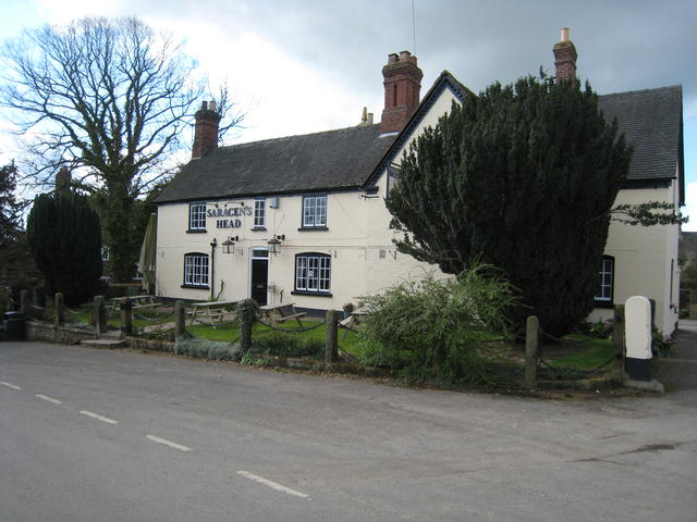 Saracen's Head, Shirley