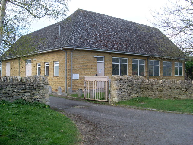 Bampton Castle Telephone Exchange, Oxon