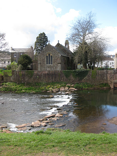 Weir and St. Thomas's Church