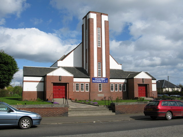 Wilson Memorial United Free Church, Portobello