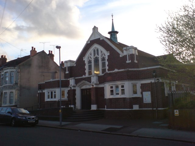 Stoke United Reformed Church