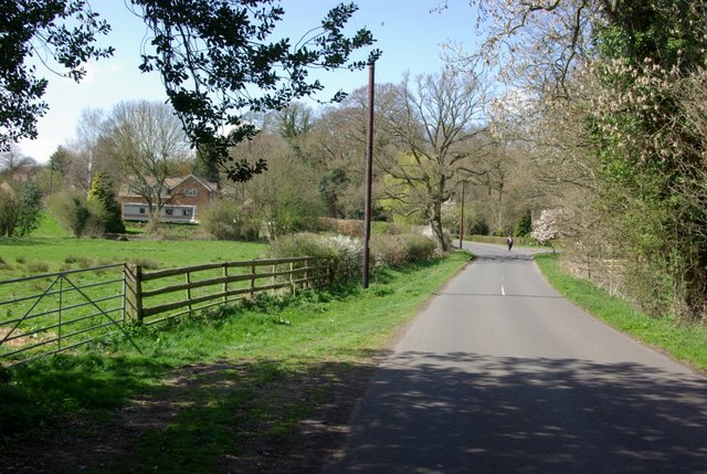 The road through Stareton