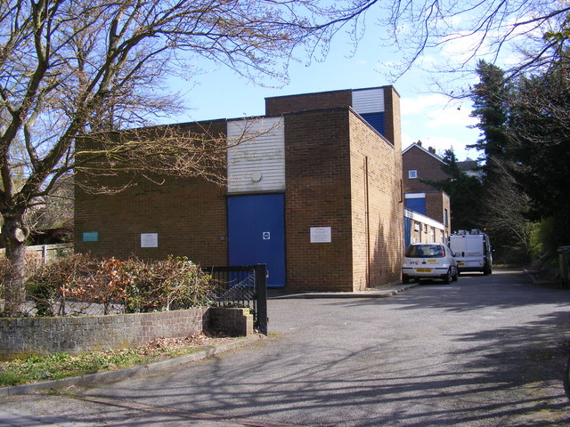 Claydon Telephone Exchange