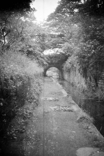 Rose Hill Tunnel, Lower Peak Forest Canal