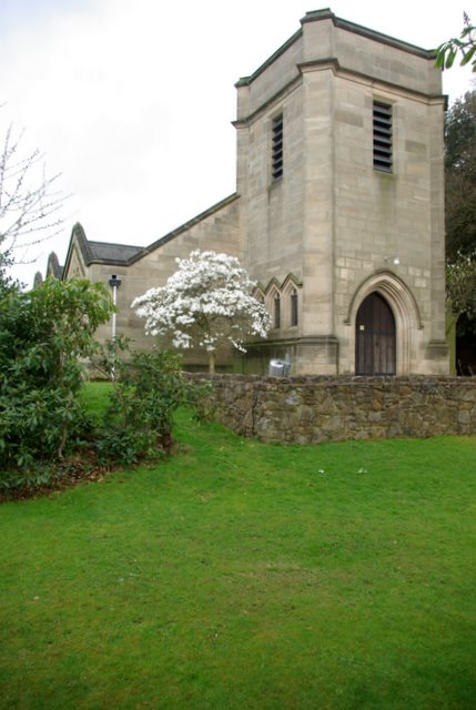 Tower of St James Church, Styvechale