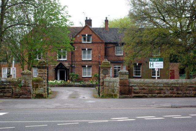 Styvechale Grange