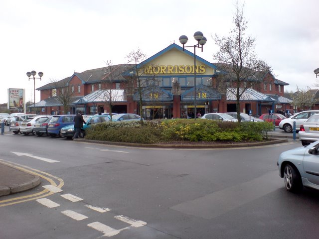 Morrisons, Brandon Road