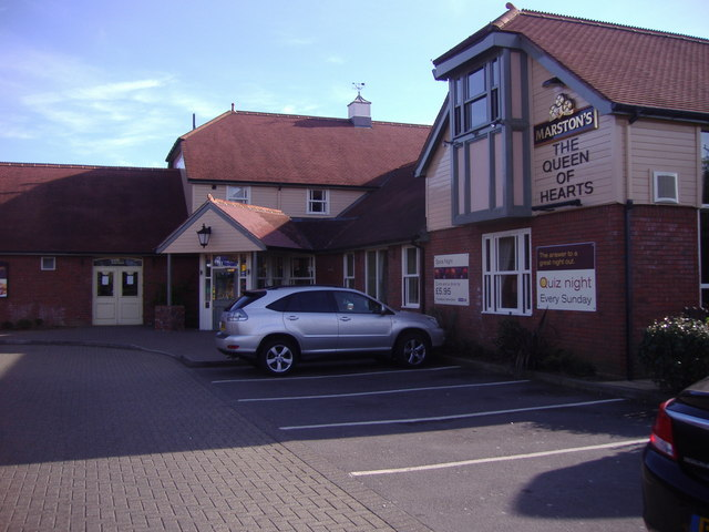 The Queen of Hearts public house