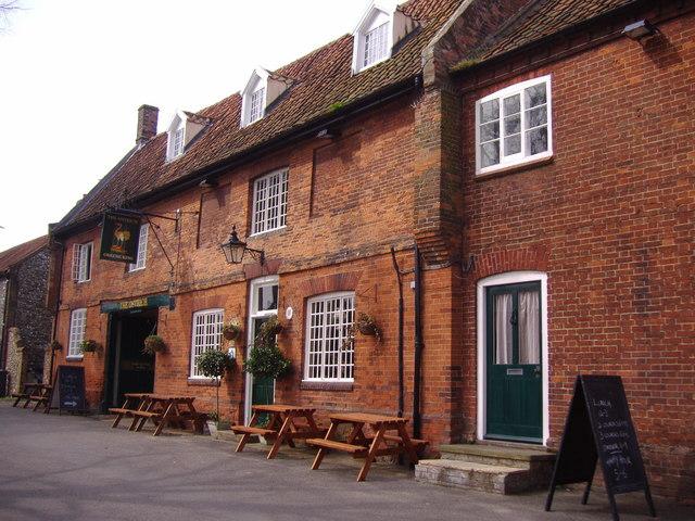 The Ostrich Inn, Castle Acre