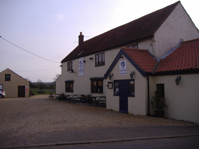 The Hourglass public house