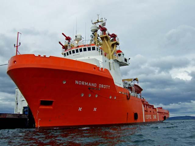 Offshore Oil Service Vessel Nick