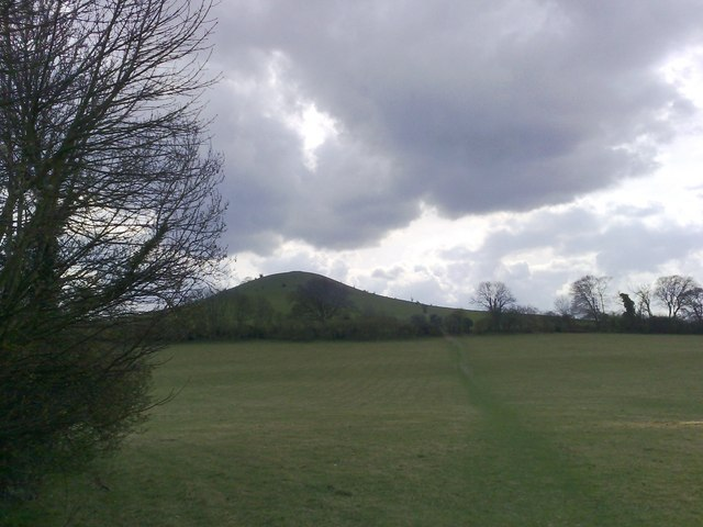 Cymbeline's Mount, Ellesborough