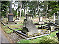 SP0779 : Brandwood End Cemetery by Robin Stott