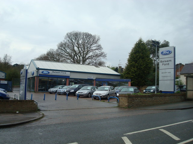 Car Dealer, West Wickham