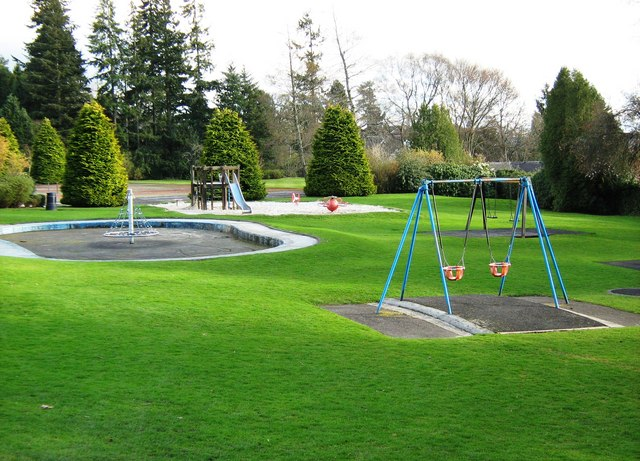 Children S Play Area Mcrostie Park 169 Robert Bone