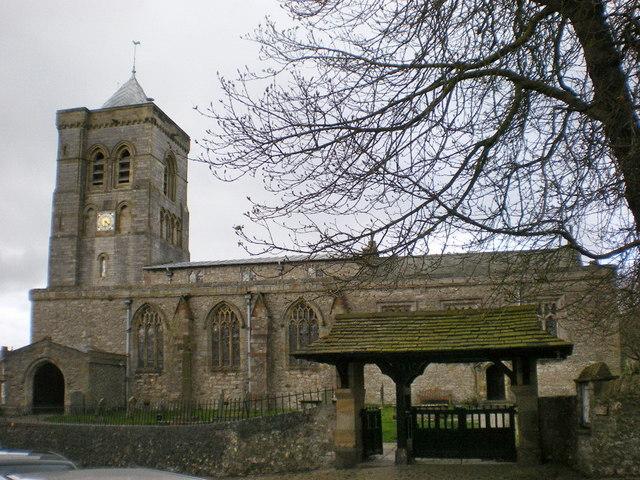 Church of St Peter, Heversham