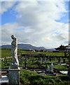 G8360 : Graveyard outside Bundoran : Week 15