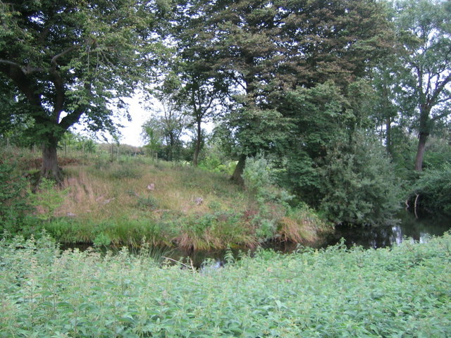 Pond near Upper South Farm 1